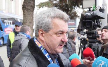 Тодор Батков: Условието на г-н Найденов към Левски е подигравателно, да го оттегли