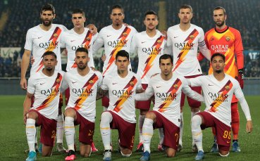 Без изненади в състава на Рома за Лига Европа