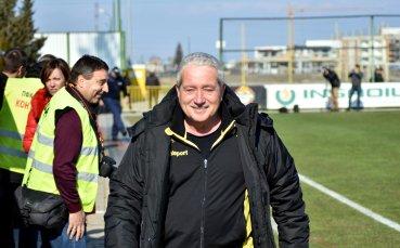 Феро ще изпробва бразилец срещу Ботев Враца