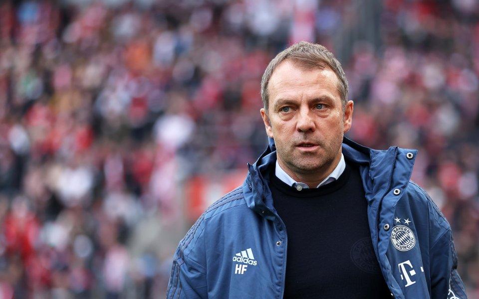 Старши треньорът на Байерн Мюнхен Ханс Флик сподели, че не