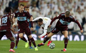 Провал на Реал доближи Барса само на точка