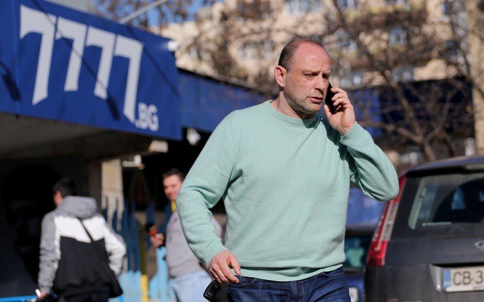 """Баскетболният треньор Константин Папазов коментира случващото се на """"Герена"""" типично"""