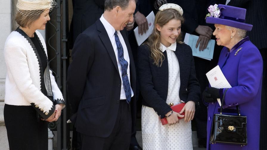 <p>&quot;Сън&quot;: <strong>Втори развод в кралското семейство</strong></p>