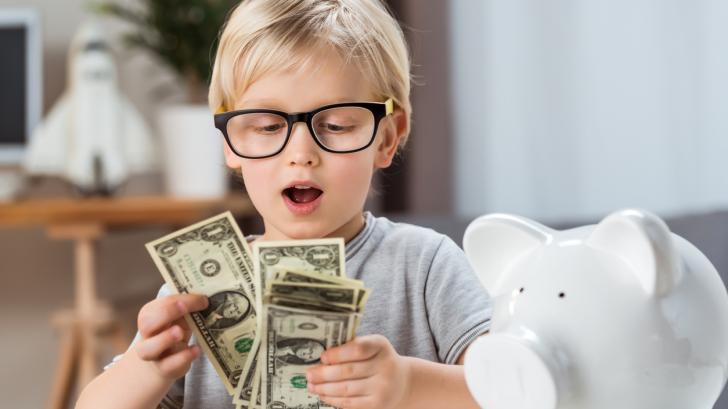 9 урока за парите, на които да научим децата си