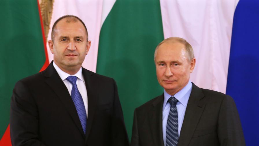Радев отива в Москва за Деня на победата на 9 май