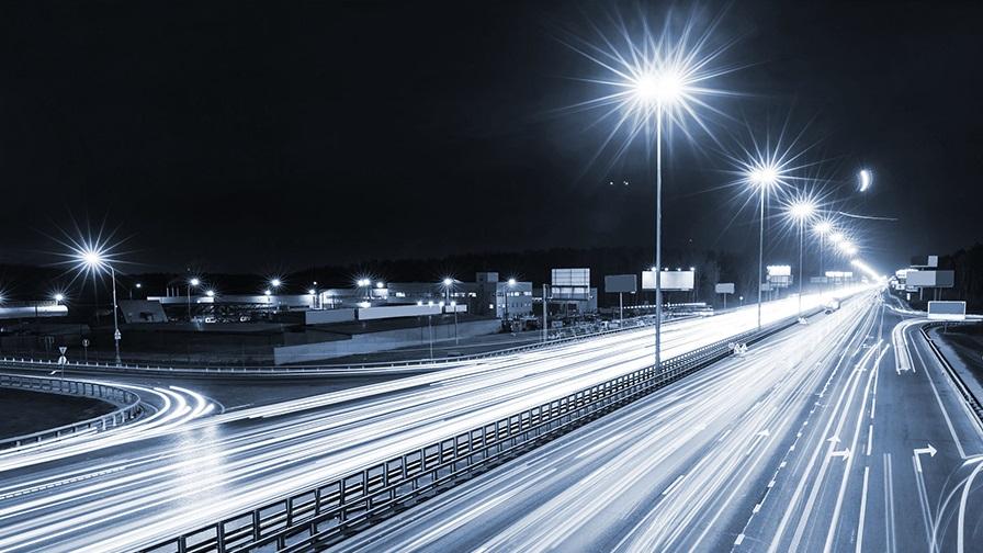 LED светлини за по-безопасни пътища