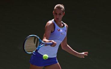 Плишкова и Мугуруса на четвъртфинал в Дубай