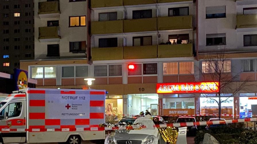 <p>Българин е убит при атентата в Германия</p>