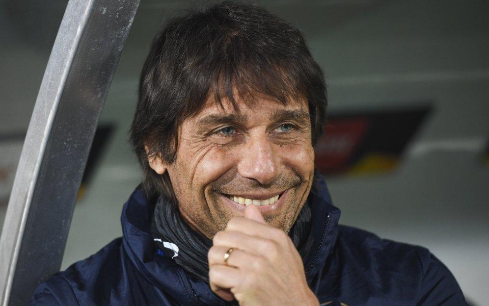 Мениджърът на Интер, Антонио Конте, припомни периода си в Челси