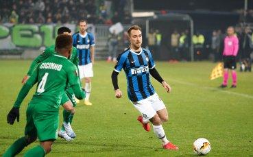 Официална позиция на Лудогорец за мача с Интер