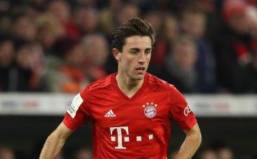 Испанец дебютира за Байерн Мюнхен в Бундеслигата