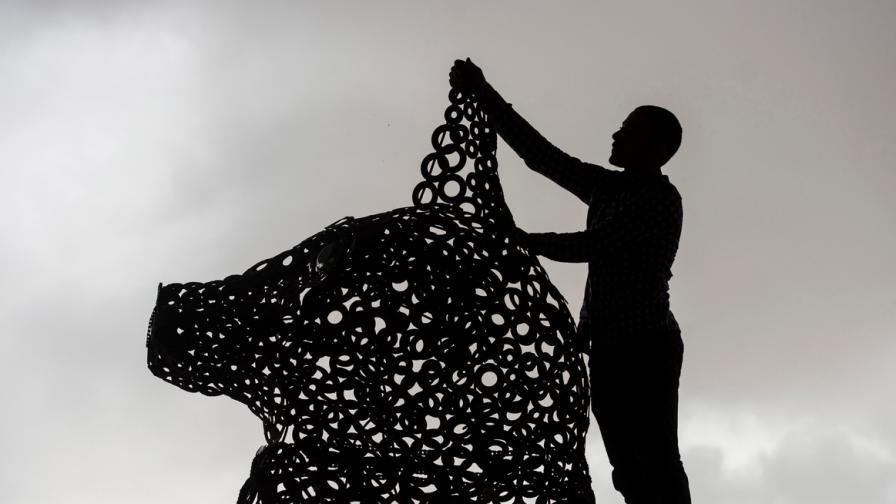 Да рециклираш е изкуство