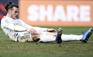 Реал Мадрид повече няма нерви за Бейл