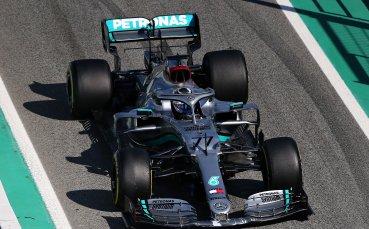 Ботас беше най-бърз в последния ден от предсезонните тестове във Формула 1