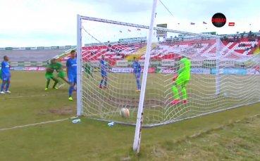 Миланов забоде трети гол във вратата на кърджалии