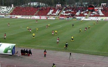 Спорна засада спря голова атака за ЦСКА