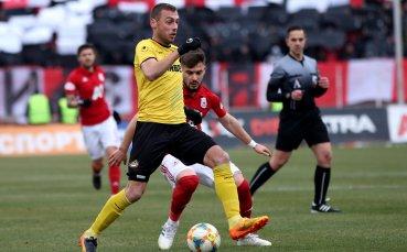 Балтанов: Първо мислим за Ботев Враца, а не за ЦСКА