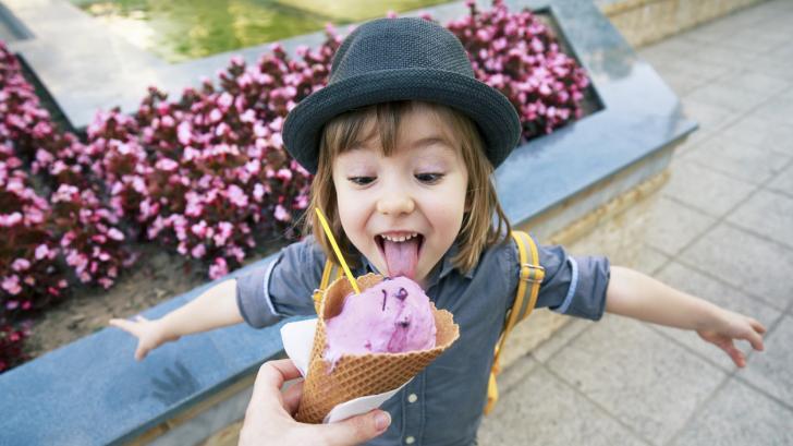 Не лишавайте децата от сладолед