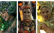 Горещи жени и блясък на карнавала в Рио де Жанейро