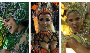 <p><strong>Горещи жени&nbsp;и&nbsp;блясък</strong>&nbsp;на карнавала в Рио де Жанейро</p>