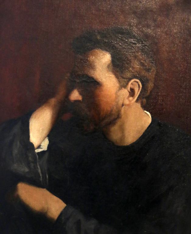 <p>Автопортрет, 1907 г.</p>