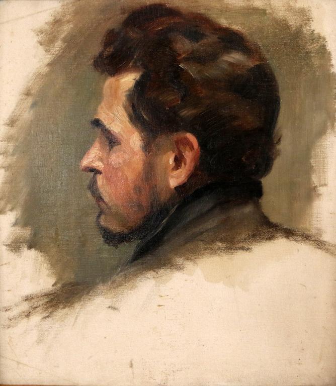 <p>Портрет на млад мъж - автопортрет, 1905 г.</p>