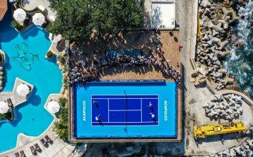 На басейн или тенис в Акапулко