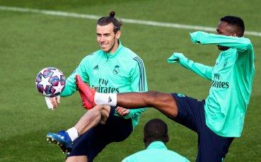 Бейл ядоса феновете на Реал с нова магария