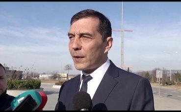 Петричев: Доказали сме през годините, че в трудни ситуации намираме себе си