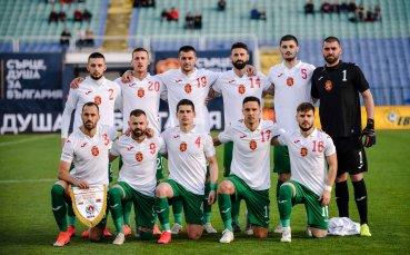 България поделя мястото си в ранглистата на ФИФА с Буркина Фасо