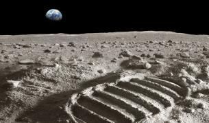 Ето какво се случва от тъмната страна на Луната - Технологии   Vesti.bg