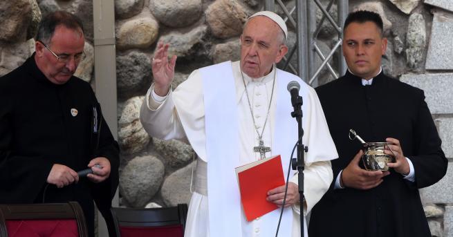 Свят Папа Франциск