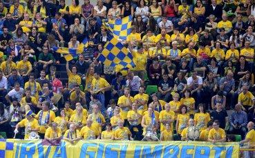 Модена с нова победа за купата на CEV