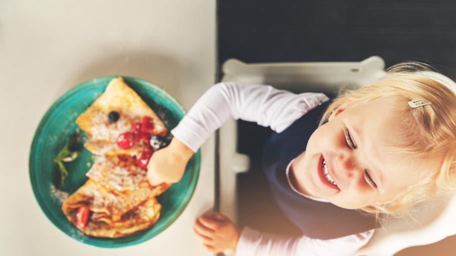 6 основни грешки при храненето на децата