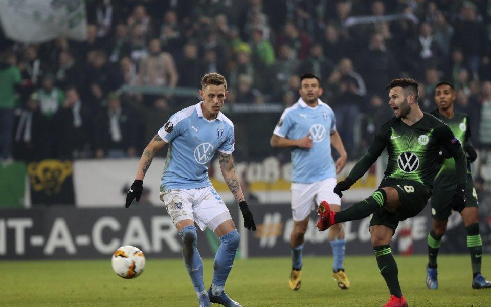 Отборът на Волфсбург разби с 3:0 като гост тима на