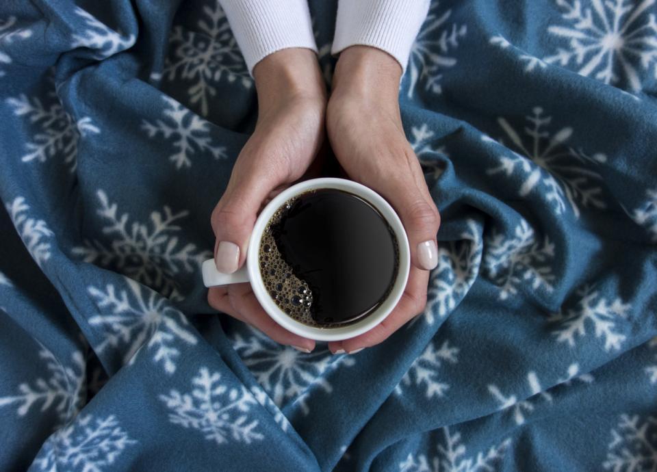кафе уют сутрин чаша