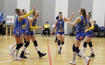 Шампионките от Марица с бърза победа над Раковски