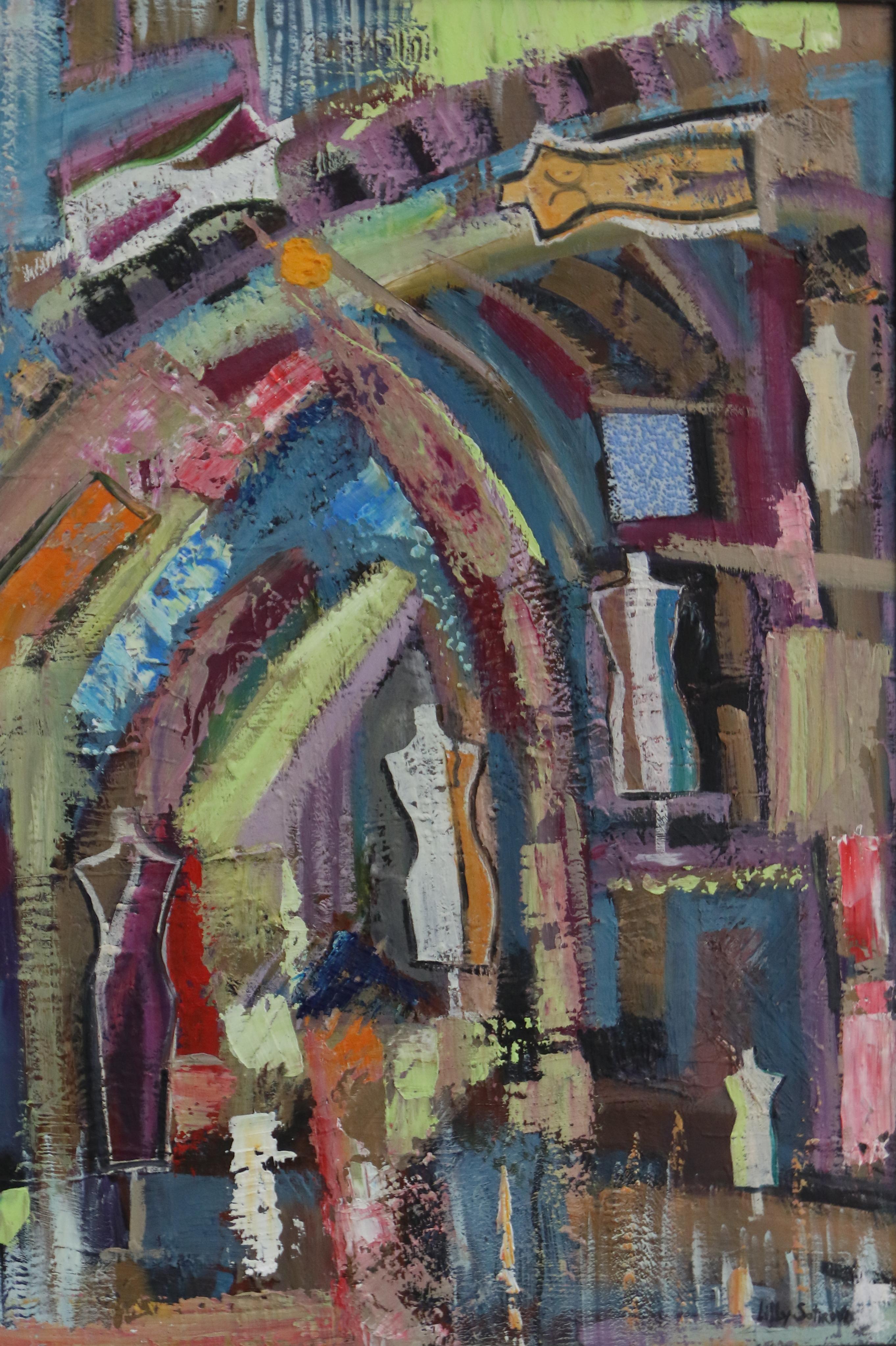 <p>Другите ми Аз</p>  <p>Изложбата живопис &bdquo;Презареждане&ldquo; от Лили Сотирова, може да бъде видяна до 12 март 2020 г. в Галерия &bdquo;Гешов&rdquo; на ул. &bdquo;Сердика&ldquo; №4 в София</p>