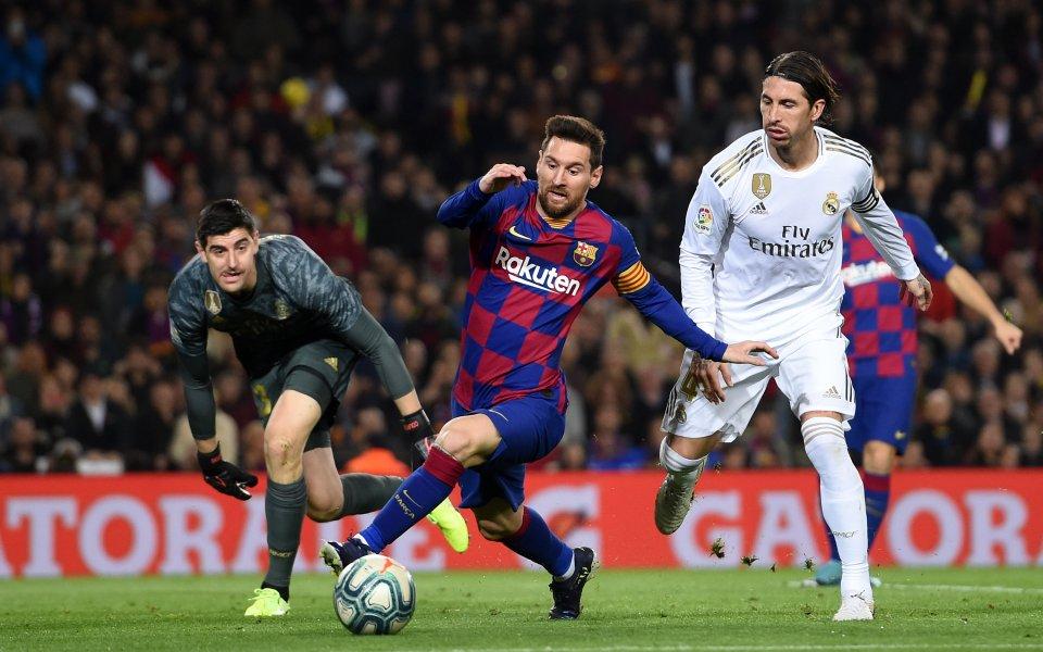 Бранителят на Реал Мадрид Серхио Рамос призна, че изпитва огромен