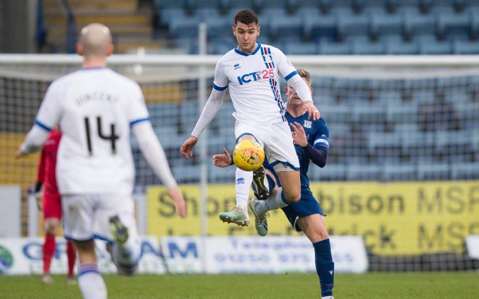 Ники Тодоров с гол при загуба на Инвърнес за Купата на Шотландия