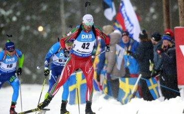 Владимир Илиев със 17-о място на еврошампионата по биатлон