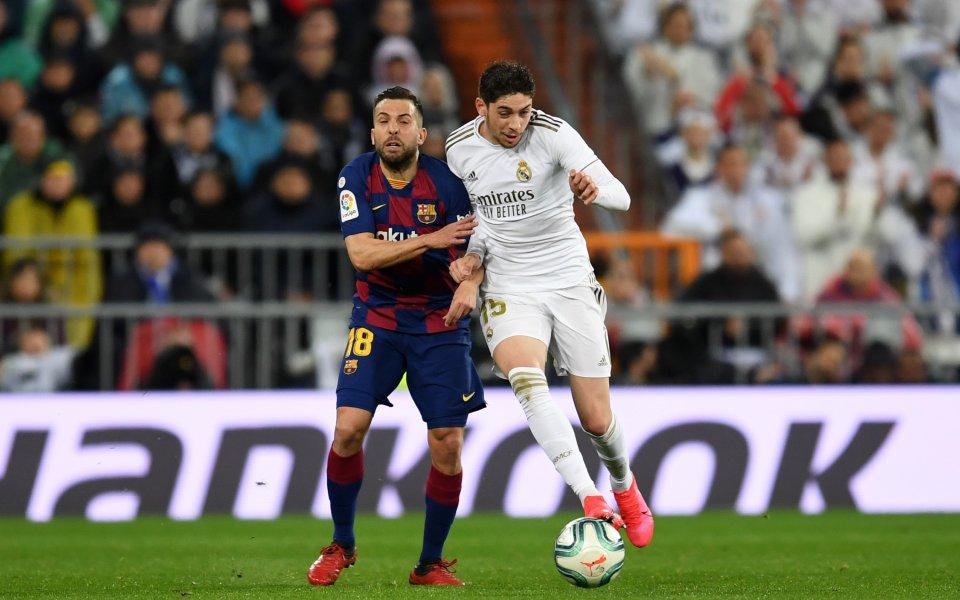 Барселона и Реал Мадрид играят при 0:0 в първото Ел