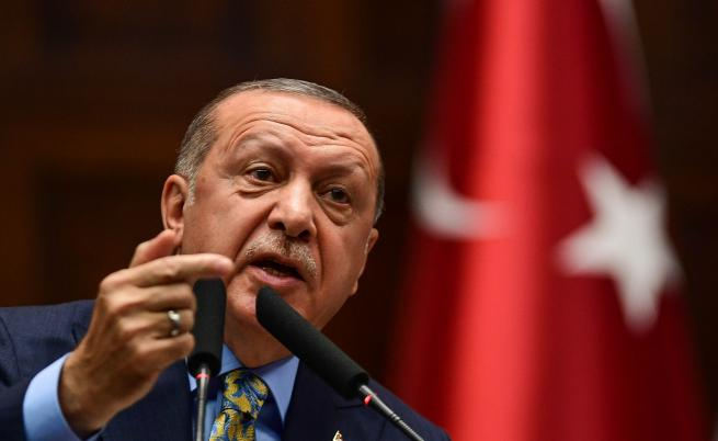 Ердоган обеща още мигранти през границите с Европа