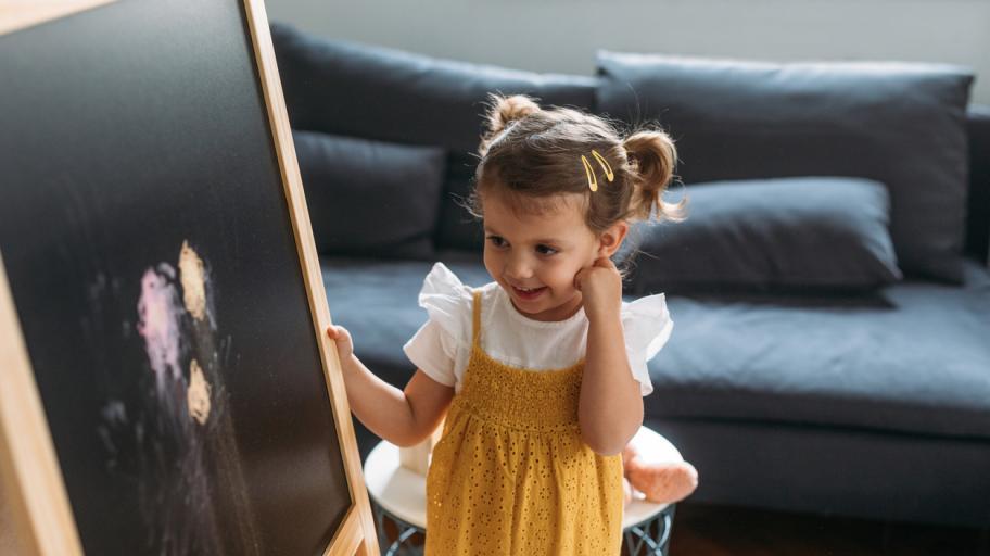 Какви занимания са подходящи за 3-годишните деца?
