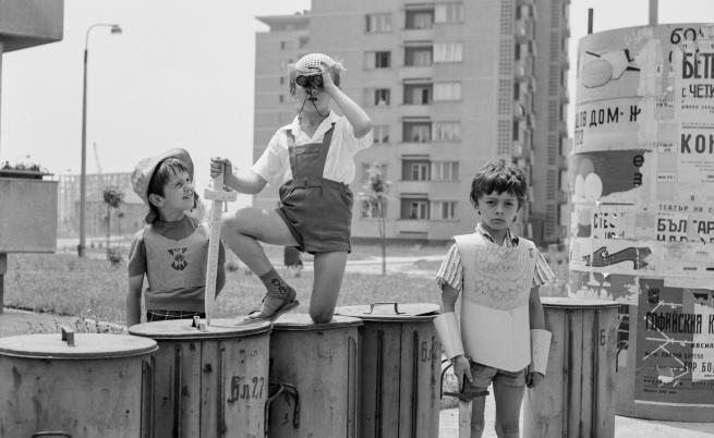 КАМЕРА! РАБОТИ! Снимки от любимите български филми