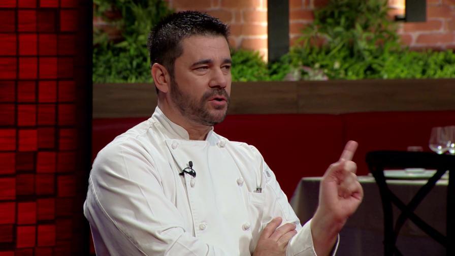 Един готвач ще обяви открита война на останалите в Hell's Kitchen