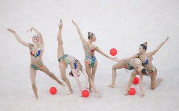 COVID-19 в националния отбор по художествена гимнастика