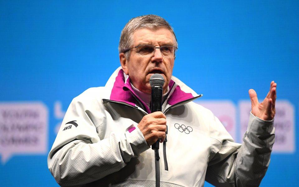 Президентът на МОК с отворено писмо до спортистите: Пред дилема сме