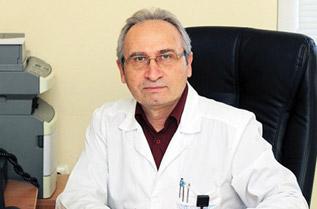 Проф. д-р Красимир Генов, началник на клиника Нервни болести към Втора МБАЛ  София