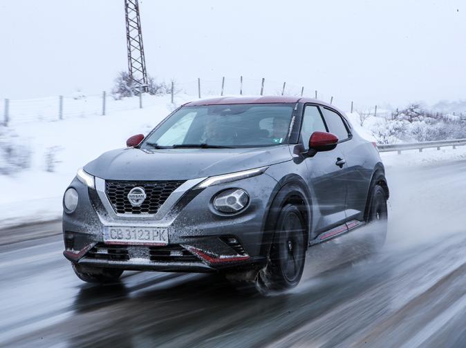 Nissan Juke галерия